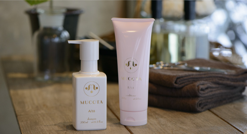 MUCOTA homecare For colored hair